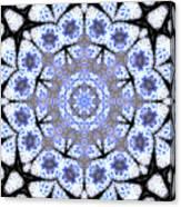 Mandala101 Canvas Print
