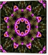 Mandala74 Canvas Print