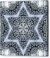 Mandala95 Canvas Print