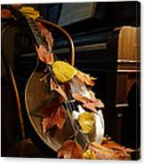 Mandolin Autumn 2 Canvas Print