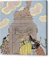 Mandoline Canvas Print