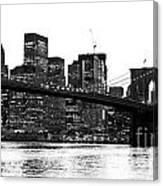 Manhattan 1 Canvas Print
