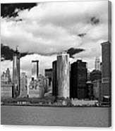 Manhattan 10450 Canvas Print