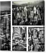 Manhattan Collection II Canvas Print