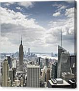 Manhattan II Canvas Print