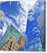 Manhattan Canvas Print