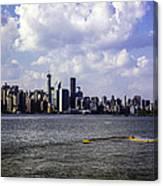 Manhattan On My Mind Canvas Print