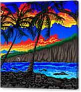 Manini Canvas Print