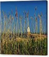 Manitowoc Breakwater Lighthouse Manitowoc Wi Canvas Print