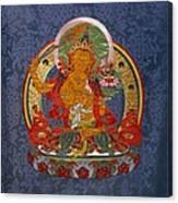 Manjushri Canvas Print