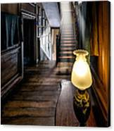 Mansion Lamp Canvas Print