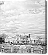 Mansion Rye New Hampshire Open Edition Canvas Print