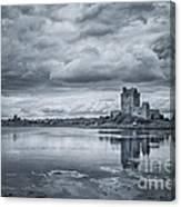 Many Rains Ago Canvas Print