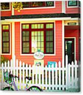 Maple View Manor Canvas Print