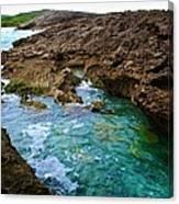 Mar Chiquita 2 Canvas Print