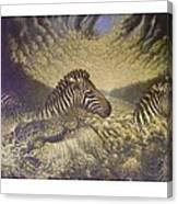 Mara Crosasing Canvas Print