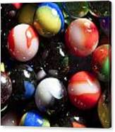 Marble King Marbles 1 Canvas Print
