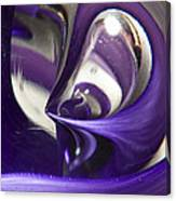Marble Wilkerson Glass 4 Canvas Print