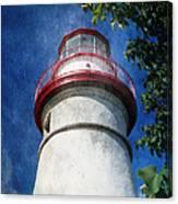 Marblehead Lighthouse 2 Canvas Print