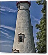 Marblehead Lighthouse Lake Erie Canvas Print