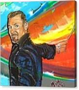 Marcello Cicchini Mural Canvas Print
