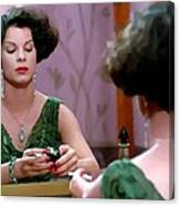 Marcia Gay Harden as Verna Bernbaum in the film Miller s Crossing by Joel and Ethan Coen Canvas Print