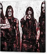 Marduk Canvas Print