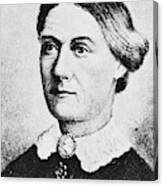 Margaret Taylor (1788-1852) Canvas Print