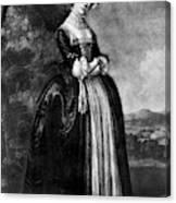 Margaret Woffington (c1714-1760) Canvas Print