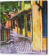 Jimmy Buffet's Margaritaville Canvas Print