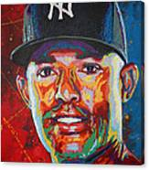 Mariano Rivera Canvas Print