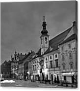 Maribor Canvas Print