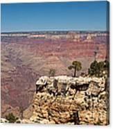 Maricopa Point Grand Canyon National Park Canvas Print