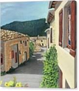 Marignac-en-diois Canvas Print