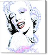 Marilyn Monroe 20130331 Canvas Print