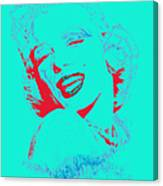 Marilyn Monroe 20130331v2p128 Canvas Print