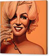 Marilyn Monroe 5 Canvas Print