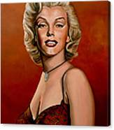 Marilyn Monroe 6 Canvas Print