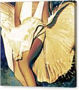 Marilyn Monroe Artwork 4 Canvas Print