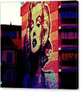 Marilyn Remembered Canvas Print