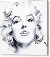Marilyn 2 Canvas Print