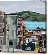Marin Canvas Print