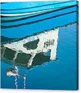 Marina Blues Canvas Print