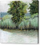 Mariner Point Park Canvas Print