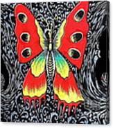 Mariposa 2 Canvas Print
