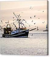Maritime Heritage 2 Canvas Print