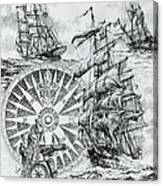Maritime Heritage Canvas Print