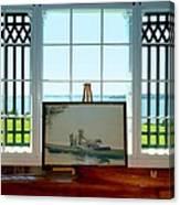 Marjorie Van Wickle Naragansett Canvas Print
