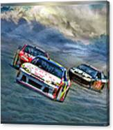 Mark Martin Canvas Print