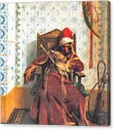 Markos Botsaris Canvas Print